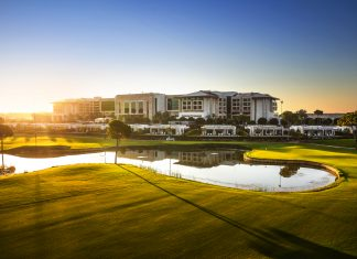 Carya Golf Club, Belek, Turkey